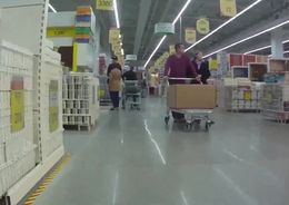 «Лента» - в лидерах по площади гипермаркетов в РФ