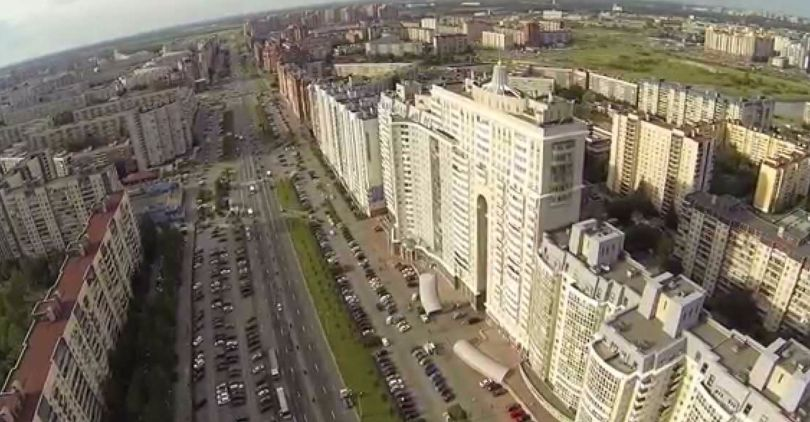 «А-Проект» достроит Комендантский проспект за229 млн руб.