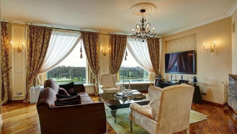 Самая дорогая квартира в Петербурге – в трехстах метрах от Петропавловской крепости