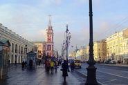На Невском пустует до 6% площадей