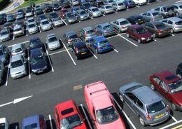 На Синопской набережной реконструируют парковку