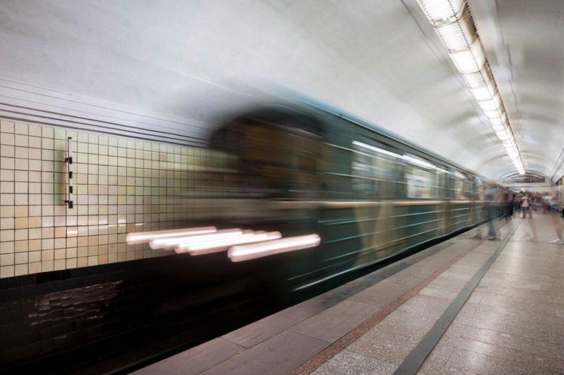 метро ускорение