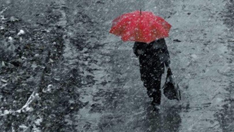 В Петербурге ожидаются мокрый снег и ветер