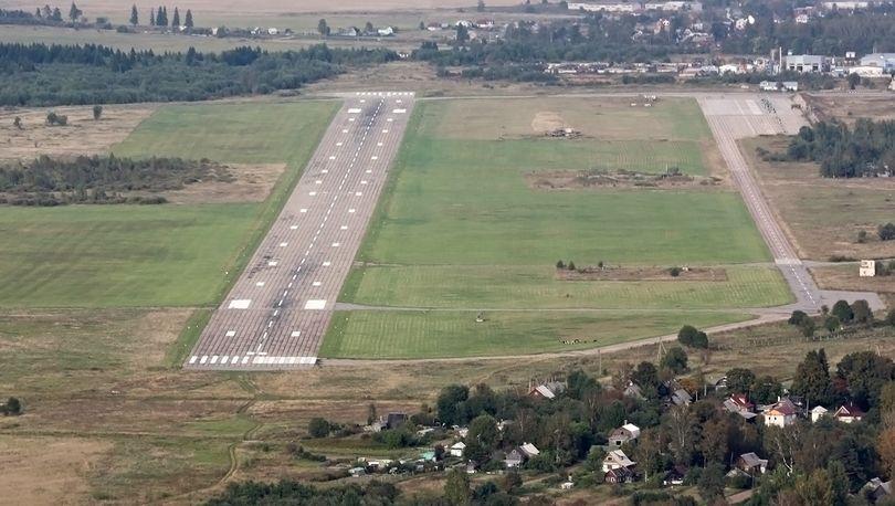 Аэродром «Сиверский» передадут Ленобласти