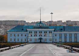 В Мурманске до конца октября отреставрируют Морской вокзал