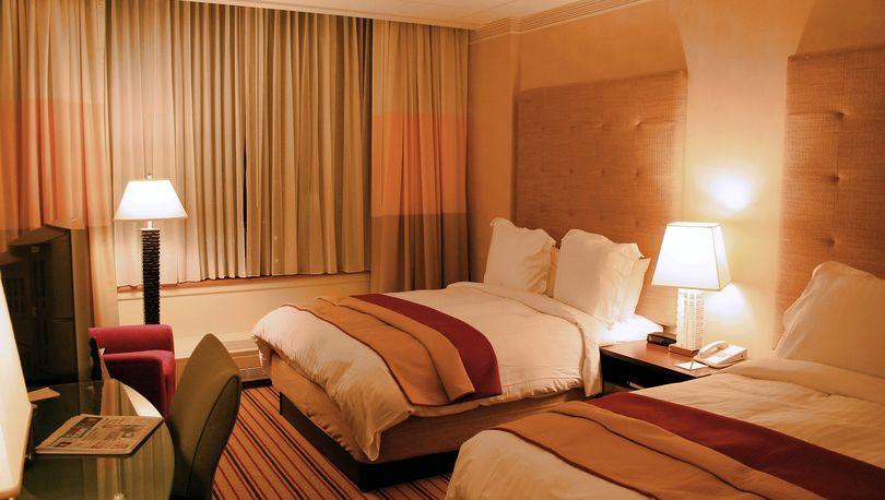 За полгода на рынок Петербурга вывели 5 гостиничных проектов