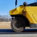 В Ломоносовском районе ЛО в рамках нацпроекта начался ремонт дороги Сосновый Бор - Глобицы