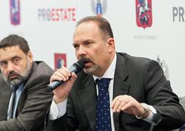 Михаил Мень открыл форум PROEstate-2016