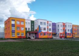 Новый детский сад для Усть-Луги