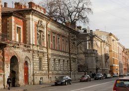Историко-культурные экспертизы кварталов в центре Петербурга проведет «ЛенСтройУправление»