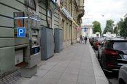 Число машиномест на платных парковках Петербурга возрастет в 13 раз