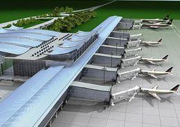 Китайская компания может построить в РФ терминал аэропорта