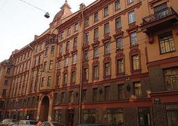 Дом Рожкова