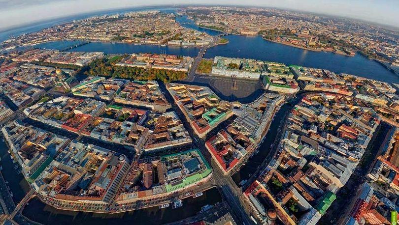 В Петербурге появилось 550 га новых защитных зон