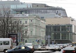 Завершено строительство здания для второй сцены Мариинского театра