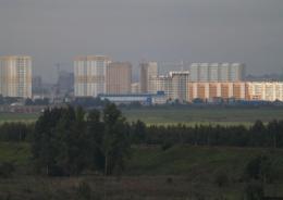 За полгода в Пушкинском районе ввели 30 многоквартирных жилых домов