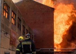 пожар на Невской мануфактуре