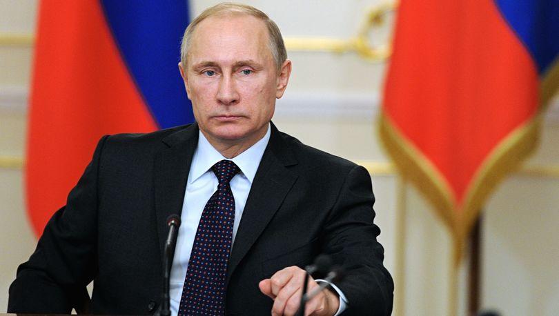 Путин: В экономике России сейчас серая полоса