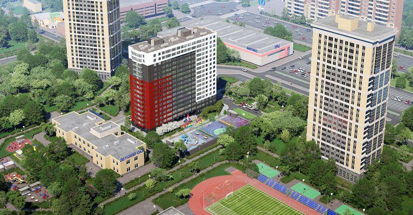В Московском районе началось строительство двух детсадов