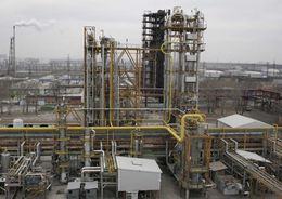 В Ленобласти создадут нефтехимический кластер