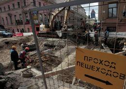 Осенью дорожники Петербурга приступят к ремонту 30 улиц