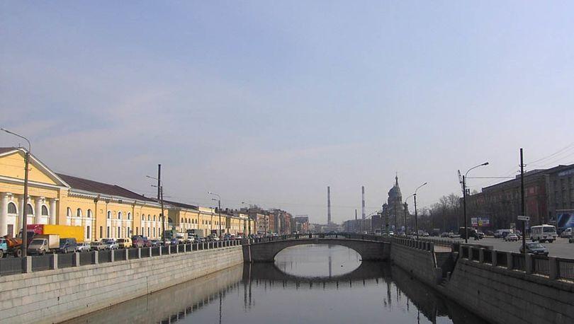 На Обводном канале построят мост