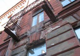 3% петербургских балконов требуют ремонта