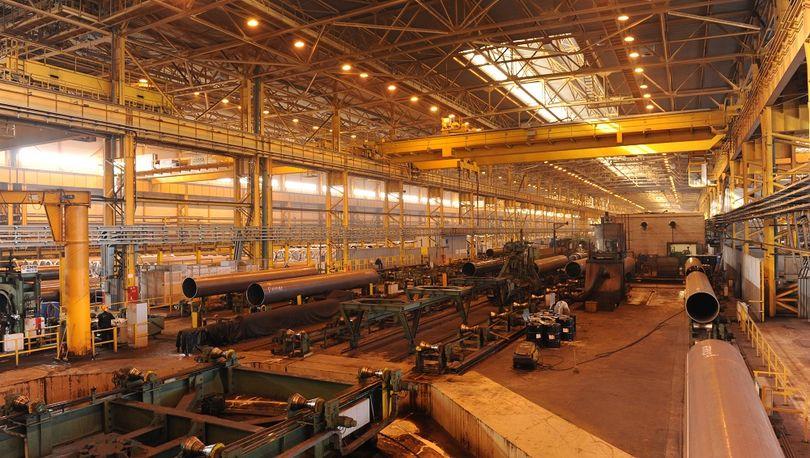 На Ижорском трубном заводе – пожар