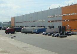 В комплексе «Уткина Заводь» сдано 6 тыс. кв. м складских площадей