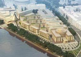 Судебный квартал в Петербурге построят за 41,1 млрд рублей