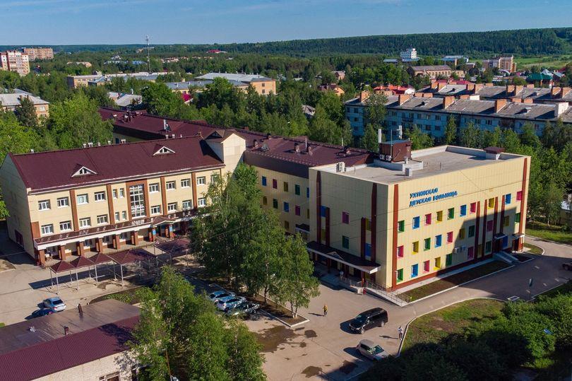 Ухтинская детская больница