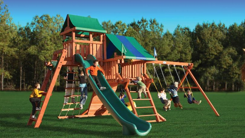 На пр.Тореза появится новая детская площадка
