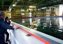 «Крыловский центр» ищет подрядчика для достройки бассейна