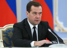 Медведев: Рост ипотечного рынка в РФ превысил 40% с начала года