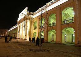 На территории Гостиного двора в Петербурге появится храм
