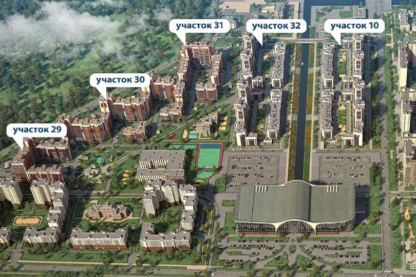 Setl City построит ЖК «МореОкеан» в Приморском районе