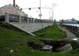 Конкурс на реконструкцию Синопской набережной  проведут повторно
