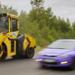 Гостилицкое шоссе обновило асфальт