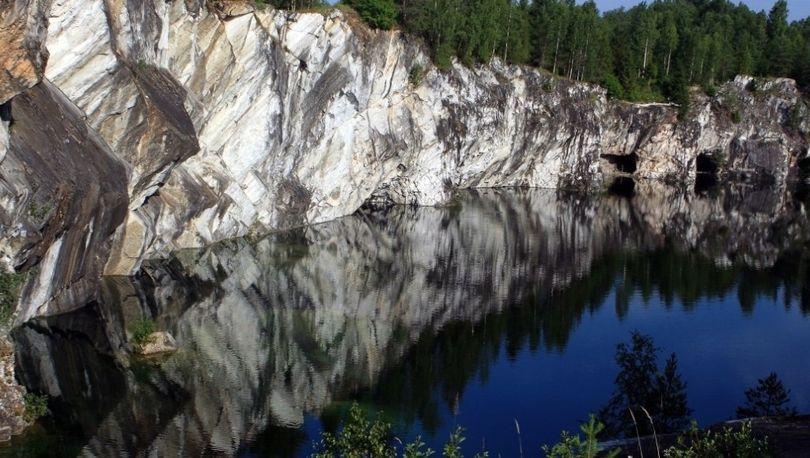 Торги на строительство дороги к парку «Рускеала» опять остановлены