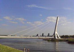 Мост через Дудергофский канал откроют 1 мая