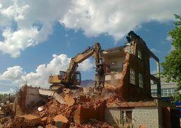 «СПб Реновация» снесет пять зданий в поселке Песочный