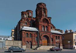 В Петербурге восстановят храм Покрова на Боровой