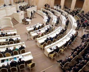 Парламент Петербурга принял законопроект о зеленых насаждениях в третьем чтении