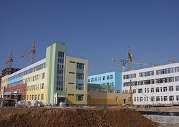 Школу в Ручьях построит «ЭТС»