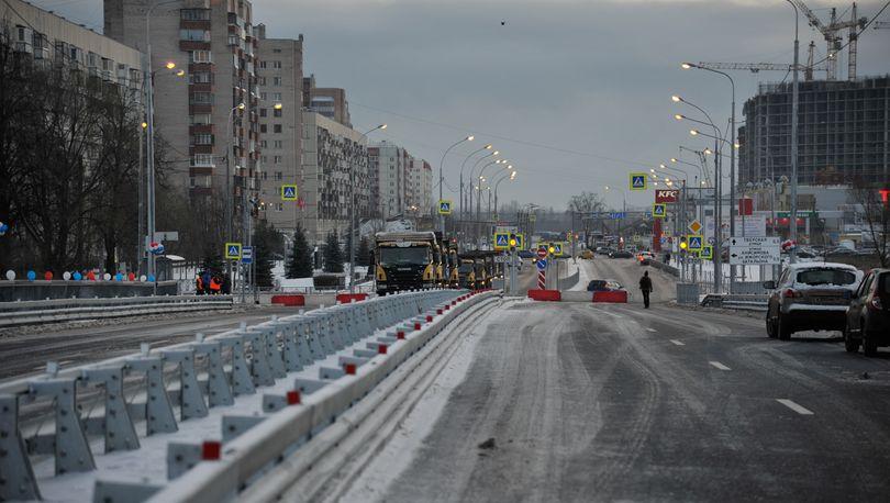 Албин:  Колпино - сосредоточение транспортных ограничений и проблем