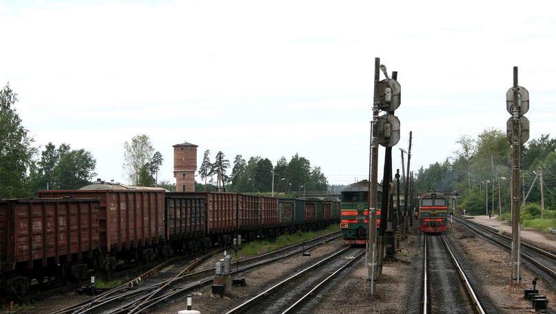 Железнодорожный парк построят в Каменногорске