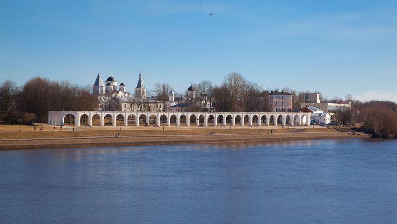 В Новгороде хотят облагородить набережную за 10 млрд рублей