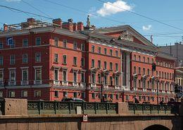 ЛСР не нашла покупателей для здания на Невском