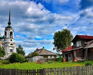 Исторический центр Сольвычегорска благоустроят к октябрю