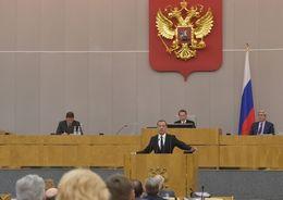 Медведев: Многодетным семьям необходимы особые условия покупки жилья